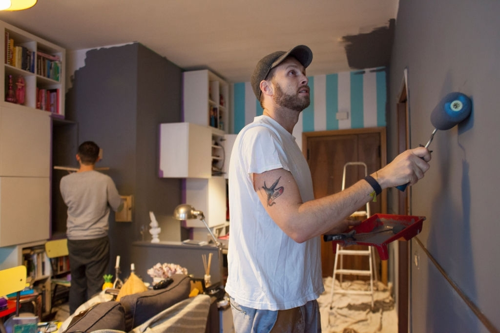 Home-painters